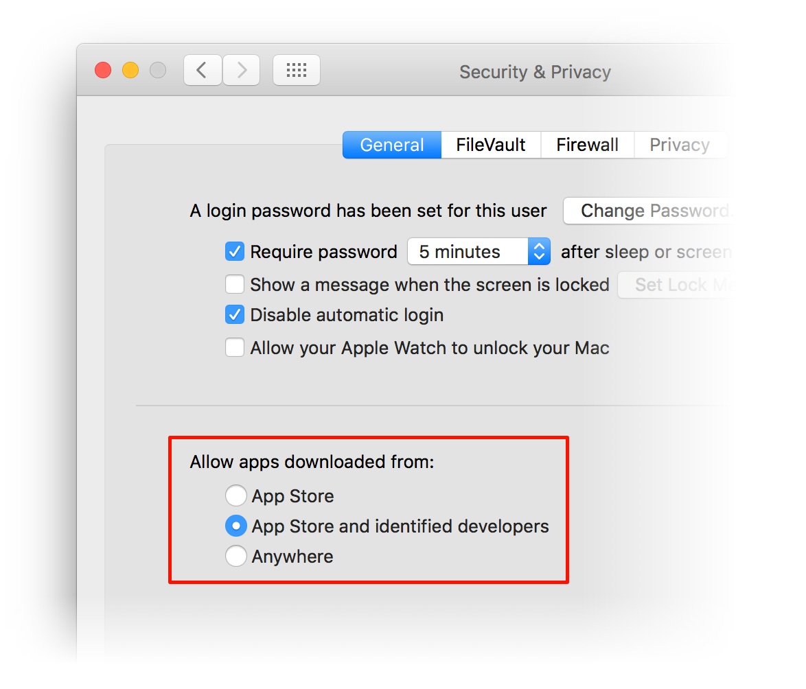 How Apple's security system broke some Mac apps · Tales of a