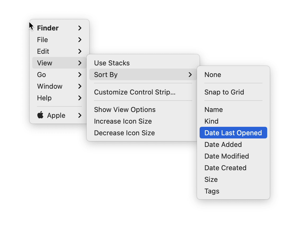 Menuwhere 2.1 Mac 破解版 菜单栏工具